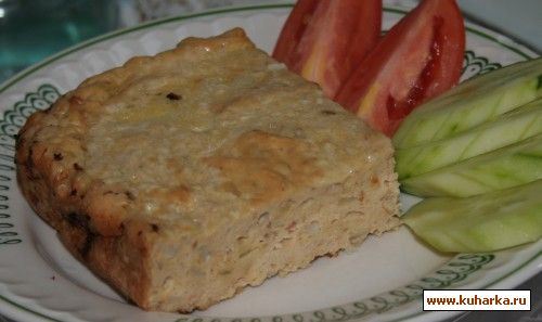 Мясное суфле в духовке рецепт пошагово с фото