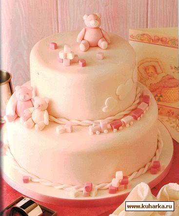 Торт для мальчика вкусный медовик