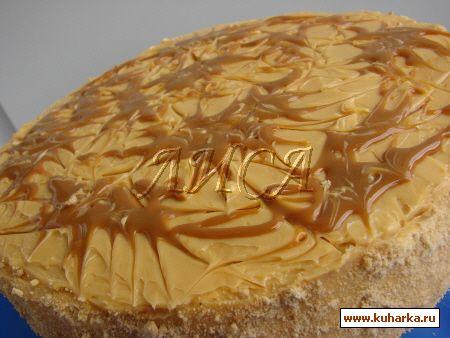 Торт мария фото