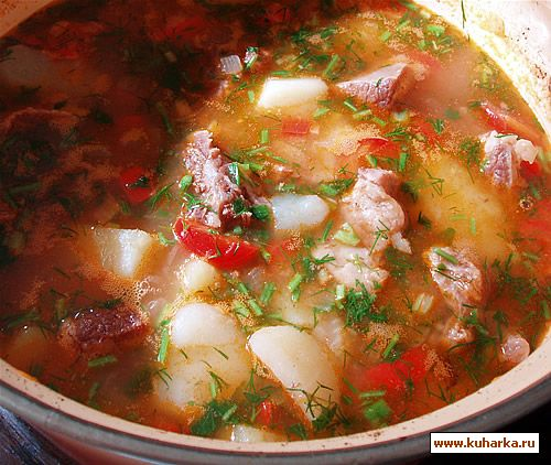 Рецепт приготовления подливки из говядины