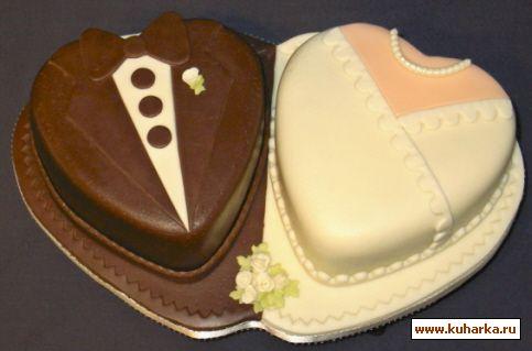 """Свадебный торт : Фото  """" Свадьба : Дом : Семья : Красота"""