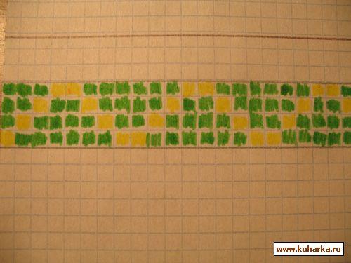 схема плетения кактуса из бисера - БИСЕРОПЛЕТЕНИЕ.