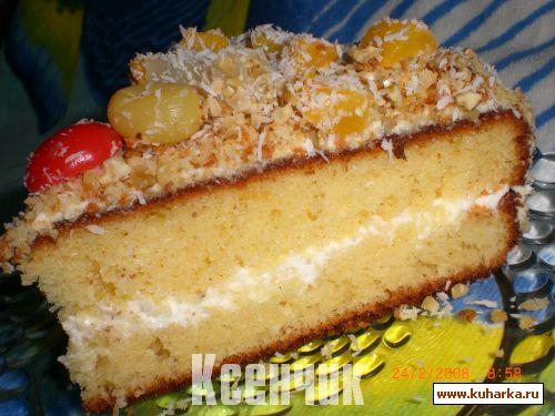 торт москвичка рецепт