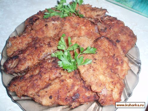 рецепты приготовления блюд из свиного сердца