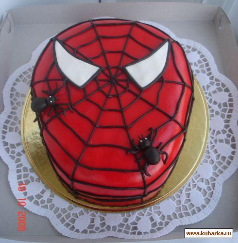 Украшение тортов для мальчиков фото