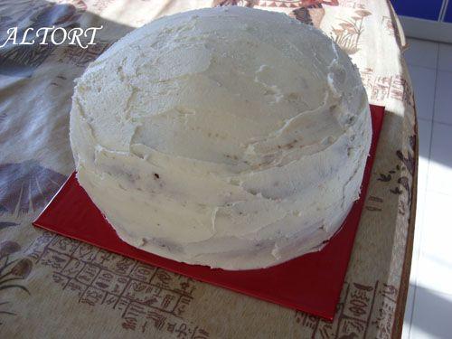 Как сделать торт на мк
