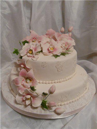 Свадебные торты 3кг фото