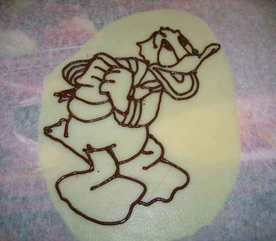 Украшаем торты рисунки