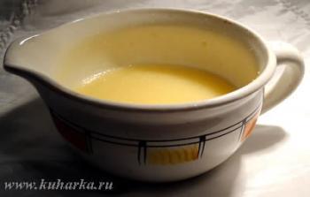 Рецепт Аойли