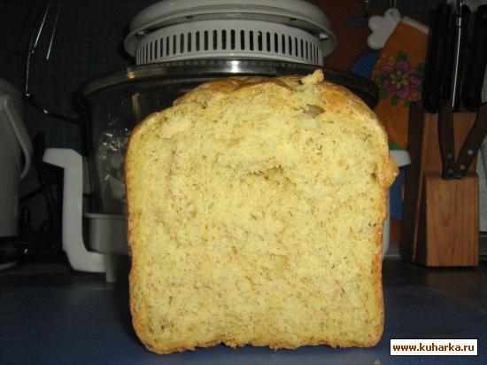 """Рецепт Хлеб """"Солнечный"""""""