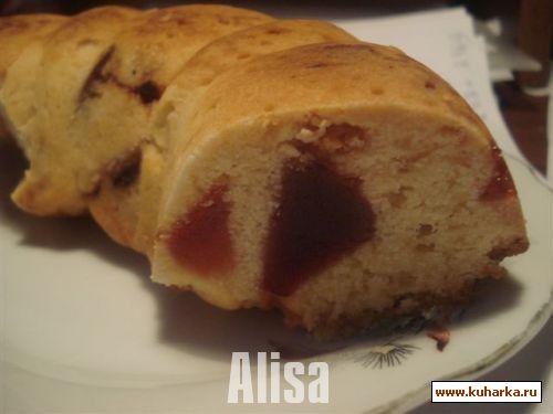 Рецепт Мармеладный кекс