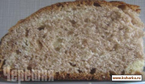 Рецепт Медово-ореховый хлеб