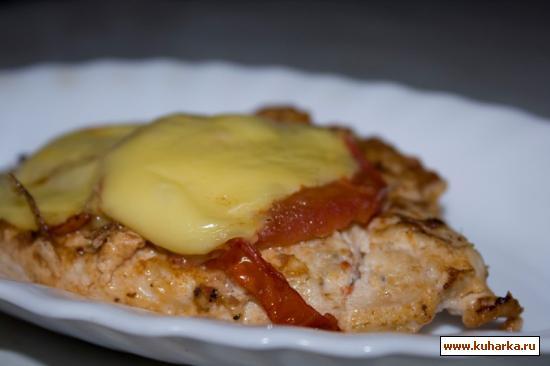 Рецепт Бризоль из курицы