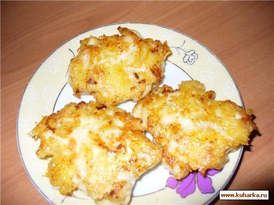 Рецепт Нежные куриные котлетки диетические