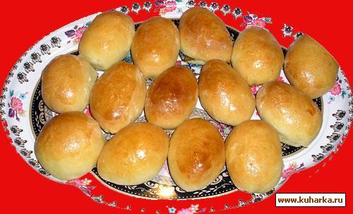 Рецепт Пирожки с ливером