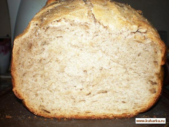 Рецепт Хлеб пшенично-гречневый для Хлебопечки