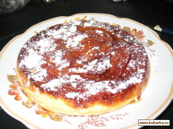 Рецепт Карамельно-банановый торт