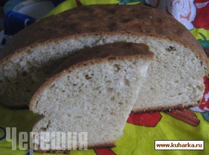 Рецепт Полезный хлеб