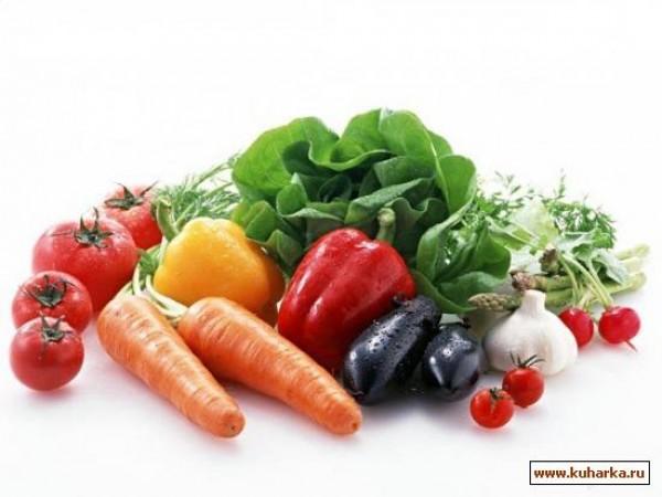 Овощи для поднятия потенции