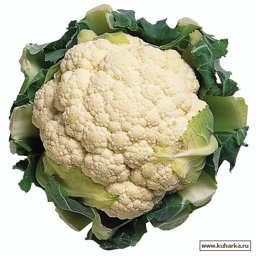 Рецепт Флан (запеканка) с цветной капустой