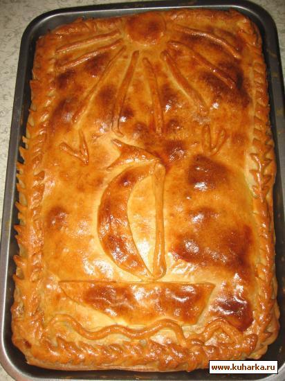 Рецепт Превкусное тесто для пирогов, пирожков