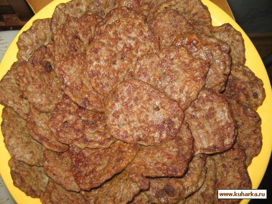 Рецепт Печеночный оладушки