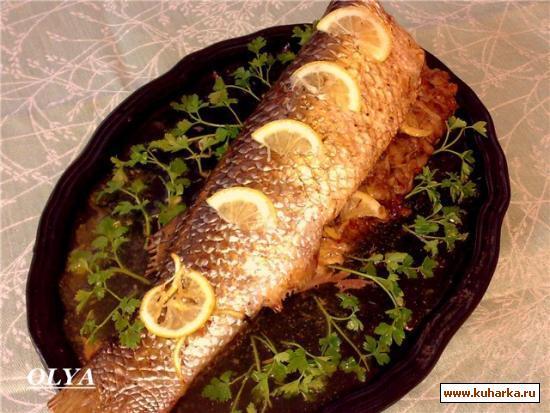 Пеленгас в фольге в духовке рецепт с фото