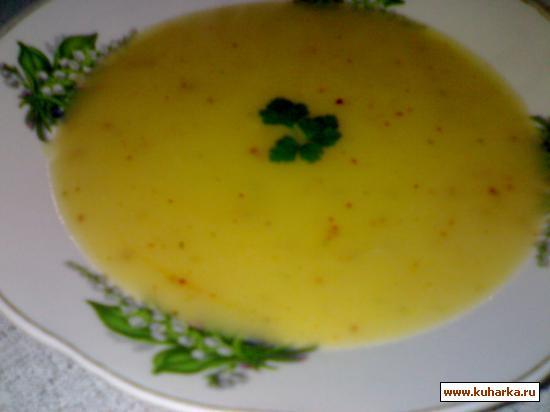 Рецепт Мучной суп (un corbasi)