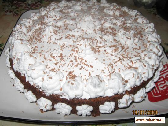Рецепт Маковый тортик