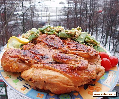 Рецепт Цыпленок-тапака (цыпленок-табака)