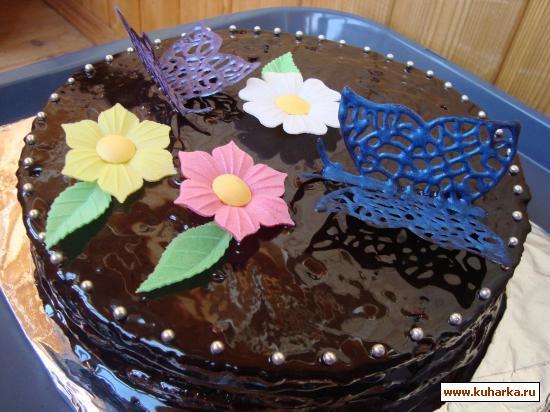 рецепты с фото постных тортов