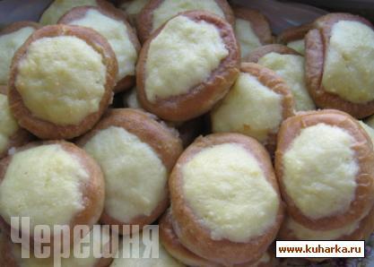 Рецепт Бублики-ватрушки
