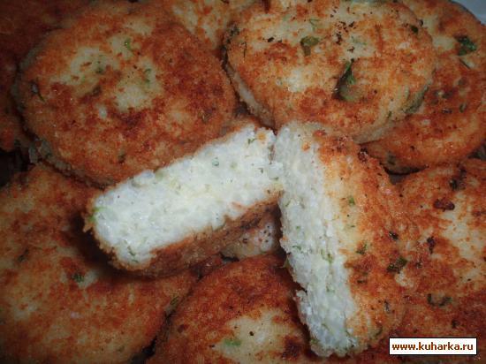 Рисовые котлеты рецепты