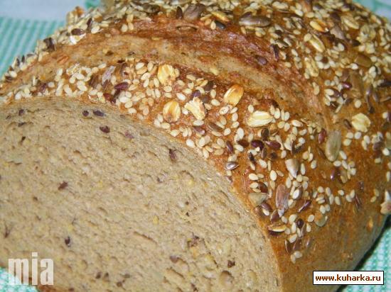 Рецепт Весенний хлеб