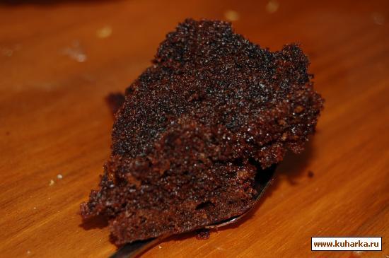 Рецепт Шоколадный кекс на пиве