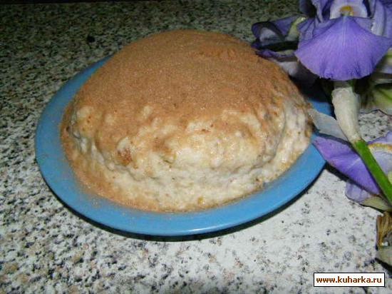 Рецепт Рисовый пудинг по-австралийски