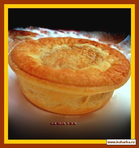 Рецепт Австралийский мясной пирог