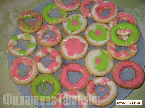 Рецепт Печенье для детей