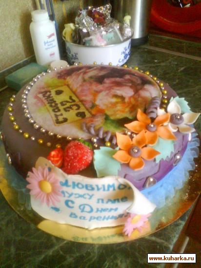 "Рецепт Торт ""Красный Бархат"" (Red Velvet Cake)"