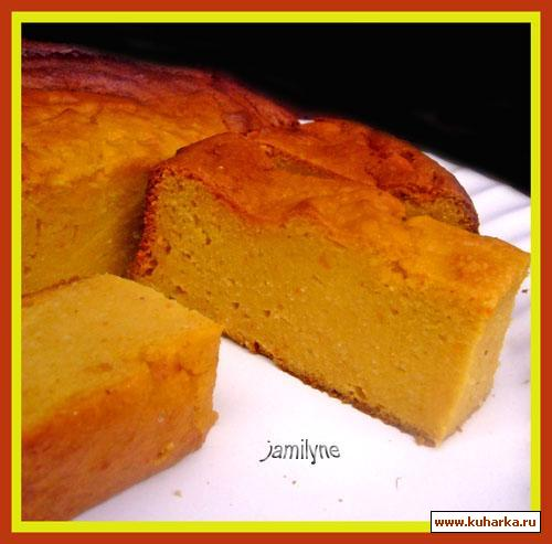 Рецепт Клементиновый пирог