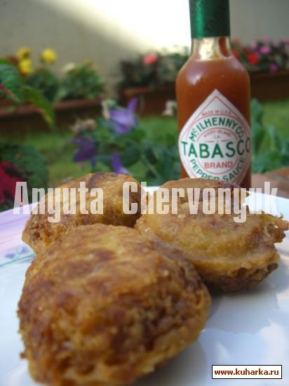 Рецепт Тапас из перца (Pincho de pimiento)