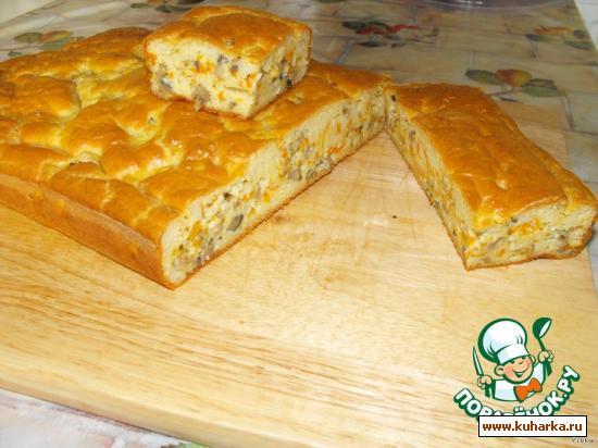 Рецепт Паштида