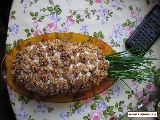 Рецепт Ананас с курицей
