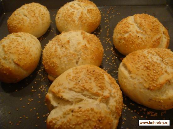 Рецепт Немецкий хлеб