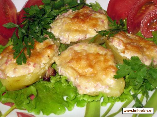 Рецепт Крошка-картошка от Натусика