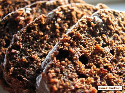 Рецепт Шоколадный кекс с кабачком и морковкой