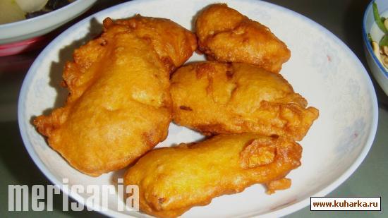 Рецепт Пирожки с баклажанами и фаршем