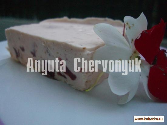 Рецепт Клубничный пудинг (Pudim de morango)