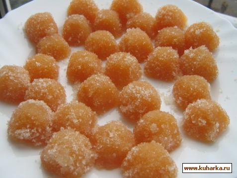 Рецепт Мармелад из тыквы и яблок