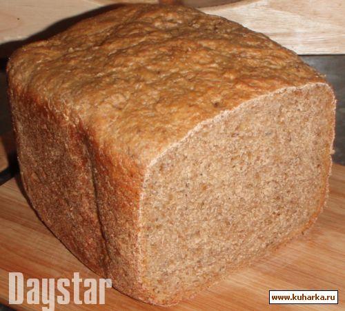Рецепт Ржаной хлеб на квасе